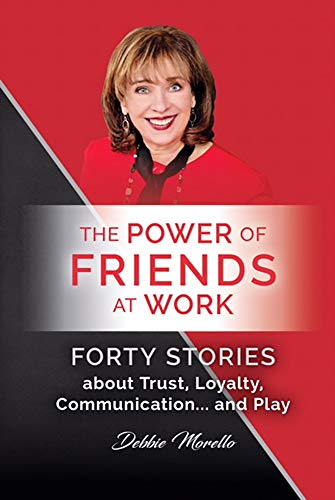 The Power of Friends at Work Book